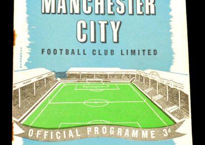Sunderland v Manchester City 12.04.1958