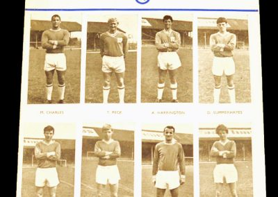 Cardiff City v Middlesbrough 15.01.1965