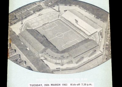 Burnley v Manchester City 26.03.1963