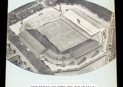 Nottingham Forest v Manchester City 12.04.1963