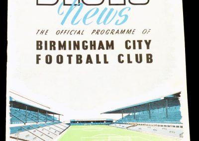 Birmingham City v Bolton 29.01.1955