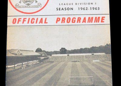 Fulham v Manchester United 26.12.1962