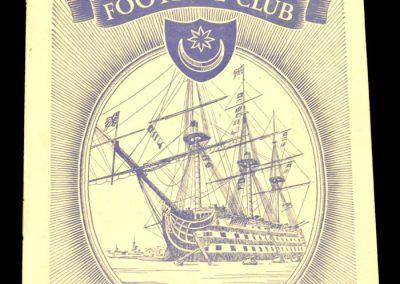 Portsmouth v Chelsea 26.12.1957