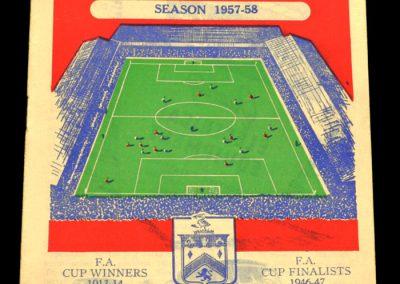 Burnley v Chelsea 01.02.1958