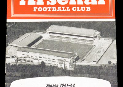 England v Luxembourg 28.09.1961