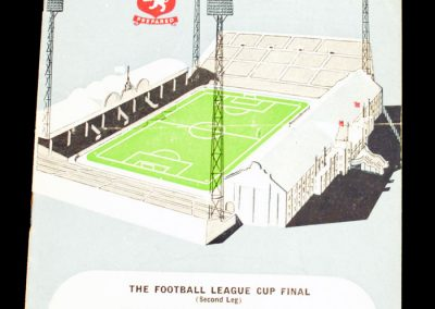 Aston Villa v Rotherham United 05.09.1961 | League Cup Final 2nd Leg