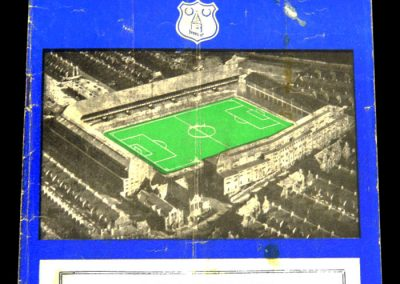 Manchester City v Everton 19.04.1958