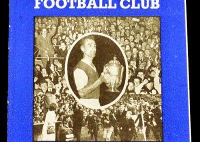 Ipswich Town v Sheffield United 03.03.1962