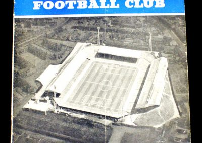 Birmingham City v Everton 24.04.1962
