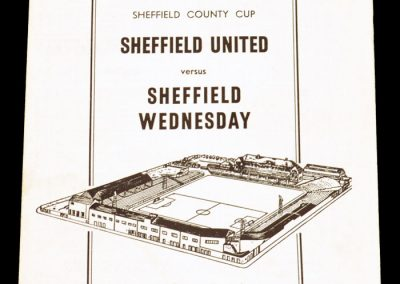 Sheffield United v Sheffield Wednesday 02.05.1962