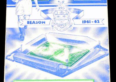 Blackburn Rovers v Middlesbrough 17.02.1962