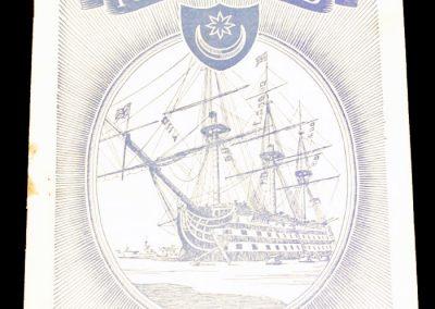 Portsmouth FC v Arsenal 30.04.1955