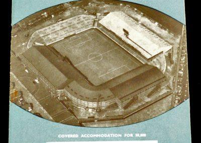 Fulham v Manchester City 02.09.1959