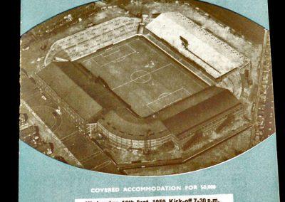 Luton Town v Manchester City 16.09.1959