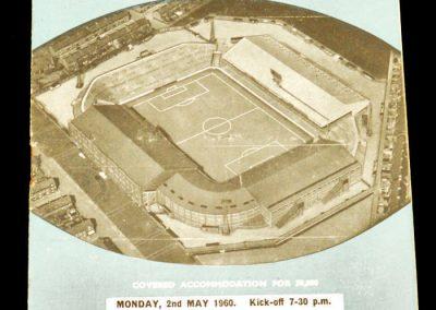 Burnley v Manchester City 02.05.1960