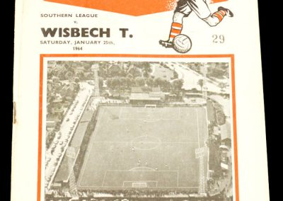 Wisbech v Kettering 25.01.1964