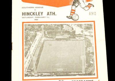 Hinckley v Kettering 01.02.1964