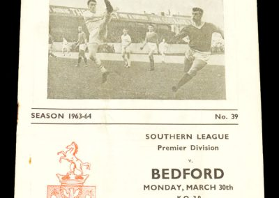 Bedford v Kettering 01.04.1964