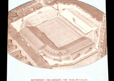 Leicester City v Manchester City 19.08.1961