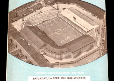 Burnley v Manchester City 02.09.1961
