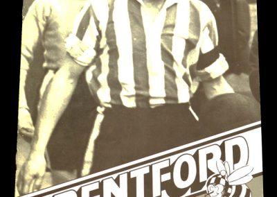 Brentford v Mclintock XI 20.05.1985
