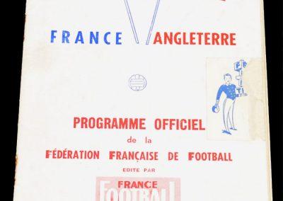 France v England 15.05.1955