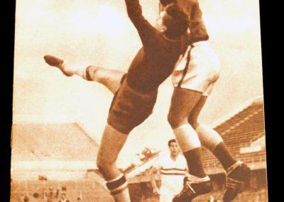 Hungary v Wales 28.05.1961