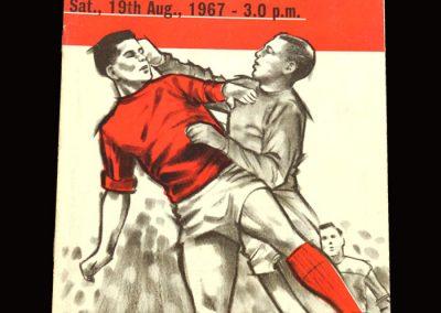 Middlesbrough v Ipswich 19.08.1967