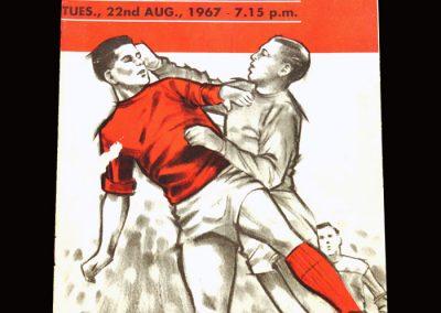 Middlesbrough v Barnsley 22.08.1967