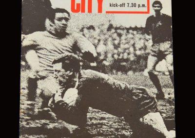 Middlesbrough v Bristol City 05.09.1967