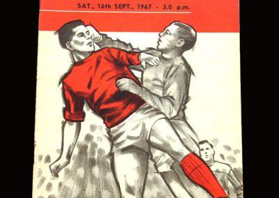 Middlesbrough v Milwall 16.09.1967