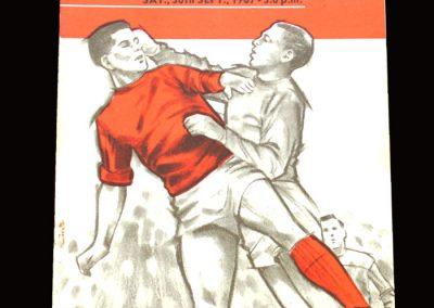Middlesbrough v Aston Villa 30.09.1967