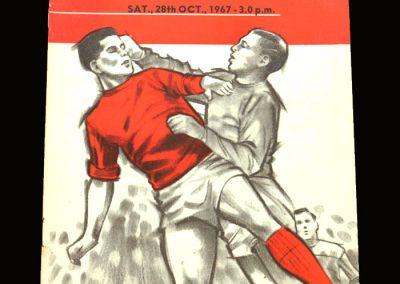 Middlesbrough v Portsmouth 28.10.1967