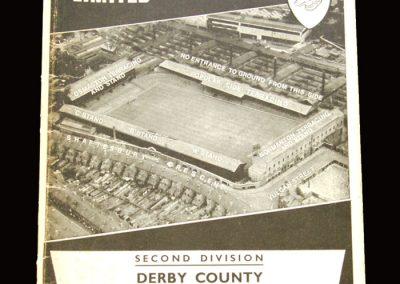 Middlesbrough v Derby 02.12.1967
