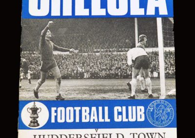 Chelsea v Huddersfield 20.03.1971