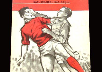 Middlesbrough v Bolton 30.12.1967