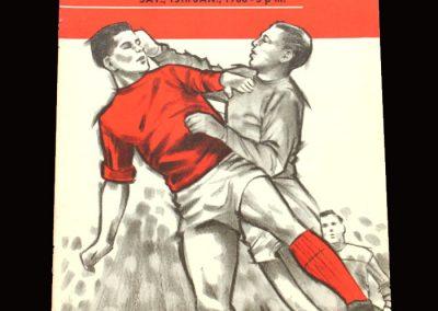 Middlesbrough v Blackpool 13.01.1968