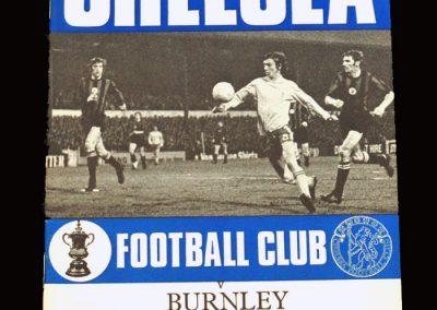 Chelsea v Burnley 26.04.1971