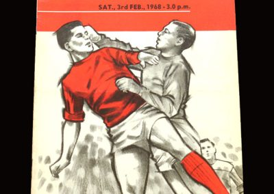Middlesbrough v Hull 03.02.1968