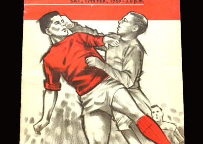 Middlesbrough v Bristol City 17.02.1968 - FA Cup 4th Round