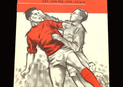 Middlesbrough v Charlton 24.02.1968