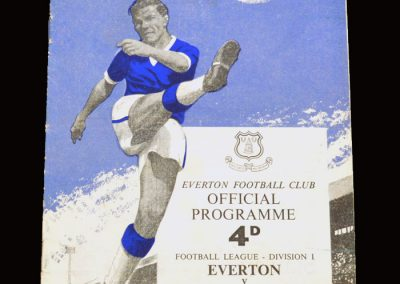 Everton v Man City 06.09.1961