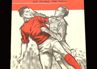 Middlesbrough v Cardiff 09.03.1968