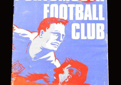 Middlesbrough v Portsmouth 23.03.1968