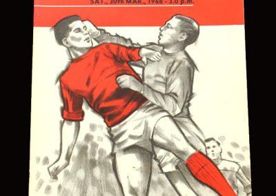 Middlesbrough v Norwich 30.03.1968