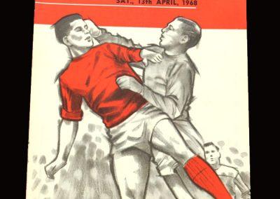 Middlesbrough v QPR 13.04.1968