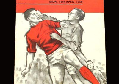 Middlesbrough v Huddersfield 15.04.1968