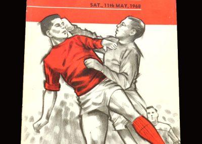 Middlesbrough v Bristol City 11.05.1968