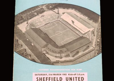 Man City v Sheff Utd 31.03.1962