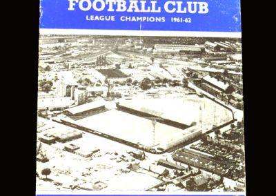 Middlesbrough v Ipswich 07.09.1965